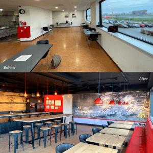 kantine bedrijfsrestaurant
